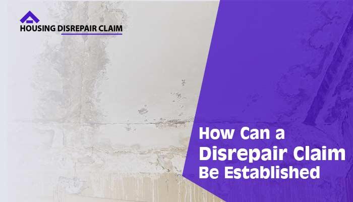 Disrepair Claims